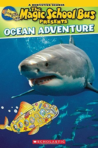 Scholastic The Magic School Bus The Ocean Adventure