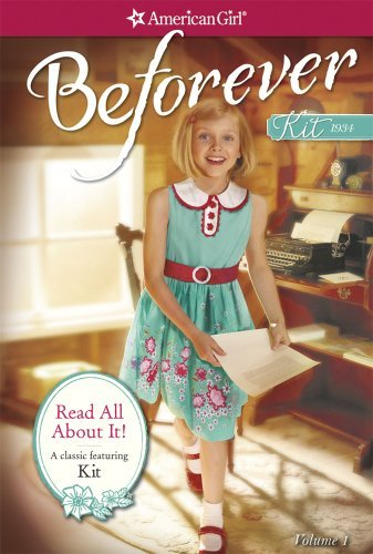 Valerie Tripp Read All About It A Kit Classic Volume 1