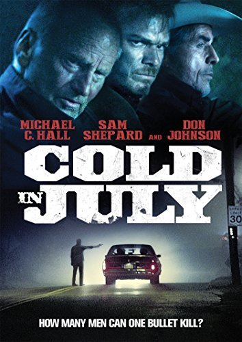 Cold In July Hall Shepherd Johnson DVD R