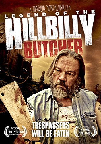 Legend Of The Hillbilly Butcher Legend Of The Hillbilly Butcher DVD Nr