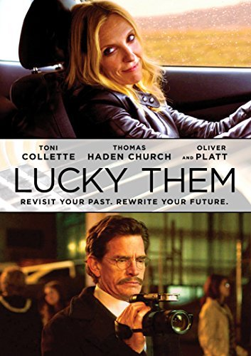 Lucky Them Collette Haden Church Platt DVD R