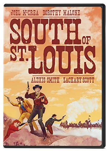 South Of St. Louis Mccrea Malone DVD Nr