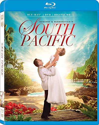 South Pacific Brazzil Gaynor Blu Ray G