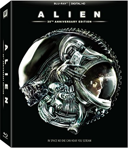 Alien Weaver Skerritt Hurt Blu Ray 35th Anniversary Edition R