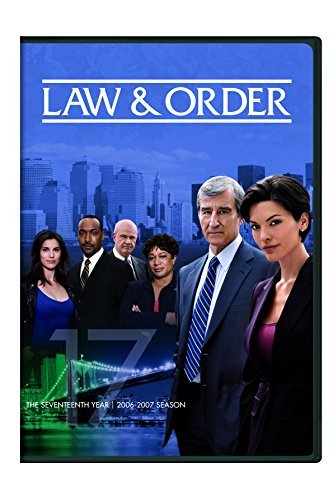Law & Order Season 17 DVD