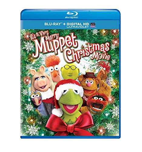 It's A Very Muppet Christmas It's A Very Muppet Christmas Blu Ray Pg