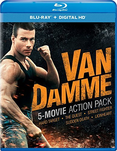 Van Damme Action Pack Van Damme Action Pack Blu Ray R