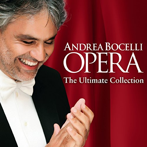 Andrea Bocelli Opera The Ultimate Collection