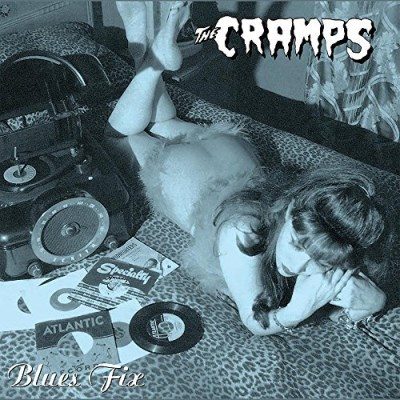 Cramps Blue Fix Import Gbr 10 Inch Vinyl