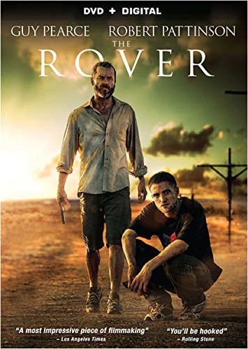 The Rover Pearce Pattinson DVD Dc R
