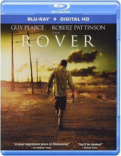 Rover Pearce Patinson Blu Ray Dc R