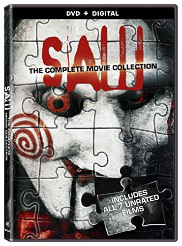 Saw Complete Movie Collection Saw Complete Movie Collection DVD R