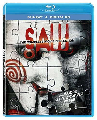 Saw Complete Movie Collection Saw Complete Movie Collection Blu Ray Ur