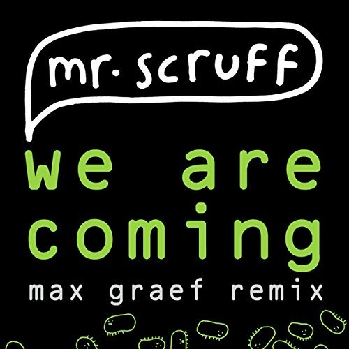 Mr. Scruff We Are Coming Feel Free Import Gbr We Are Coming Feel Free