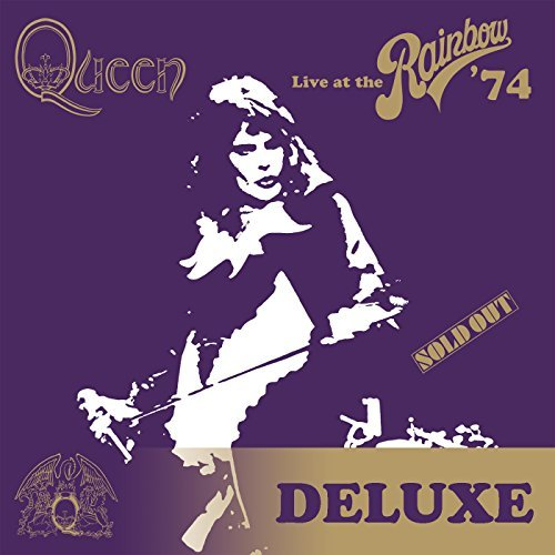 Queen Live At The Rainbow Deluxe Ed Import Eu
