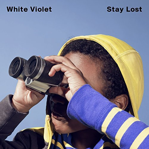 White Violet Stay Lost