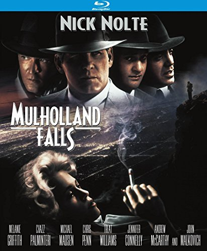 Mulholland Falls Nolte Griffith Palminteri Madson Blu Ray R