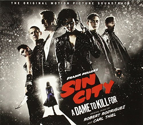 Sin City A Dame To Kill For Soundtrack