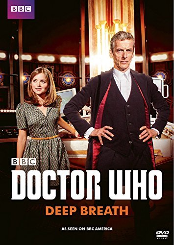 Doctor Who Deep Breath DVD
