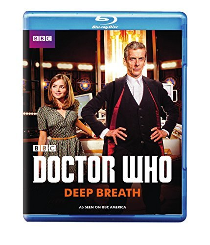 Doctor Who Deep Breath Blu Ray