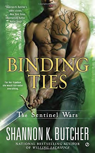 Shannon K. Butcher Binding Ties The Sentinel Wars