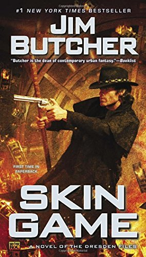 Jim Butcher Skin Game A Novel Of The Dresden Files