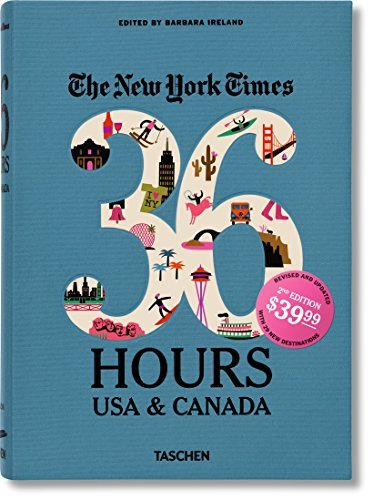 Barbara Ireland The New York Times 36 Hours Usa & Canada 0002 Edition;