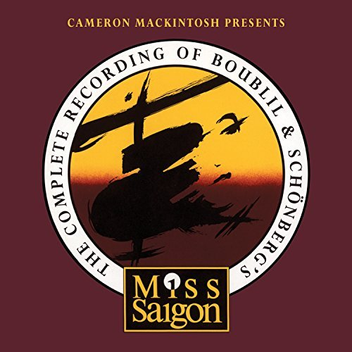 Miss Saigon Complete Recording Of Boubill
