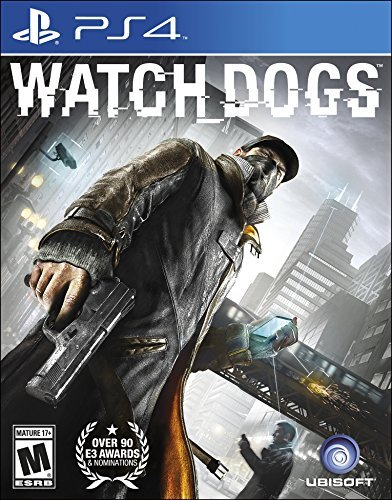 Ps4 Watch Dogs Playstation 4