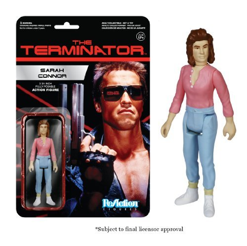 Toy Reaction Terminator Sarah Connor