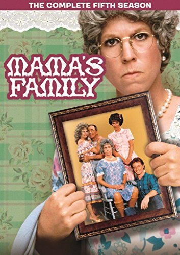 Mama's Family Season 5 DVD