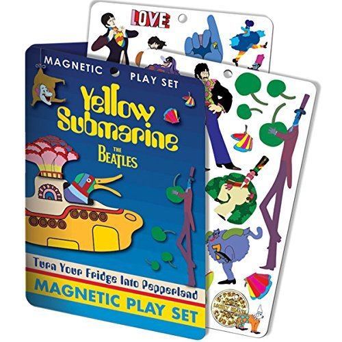 Gift Beatles Yellow Submarine Play Set