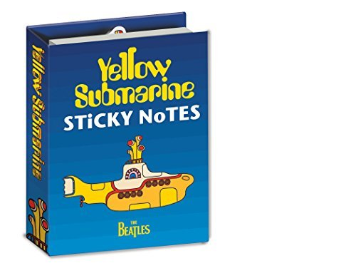Stationary Yellow Sub Stickies
