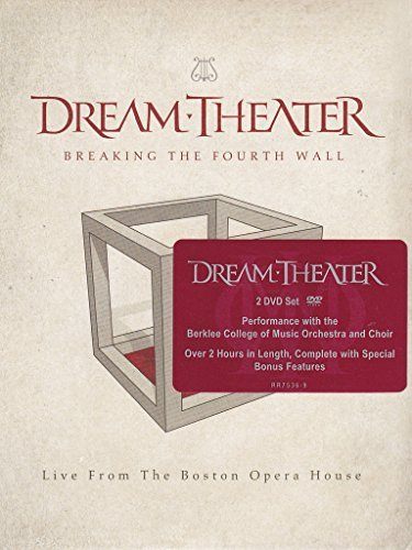Dream Theater Breaking The Fourth Wall (live From The Boston Opera House)