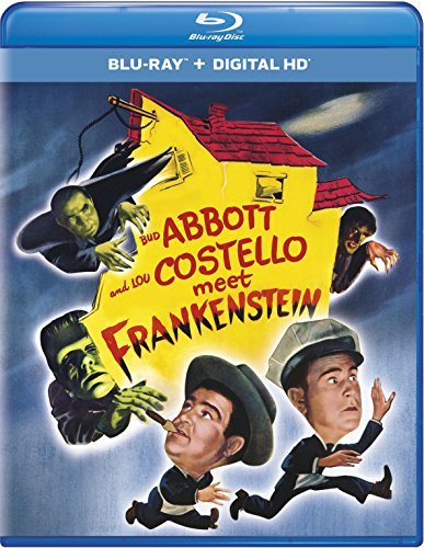 Abbott And Costello Meet Frankenstein Abbott And Costello Meet Frankenstein Blu Ray Uv Nr