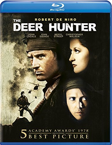 Deer Hunter De Niro Walken Streep Blu Ray R
