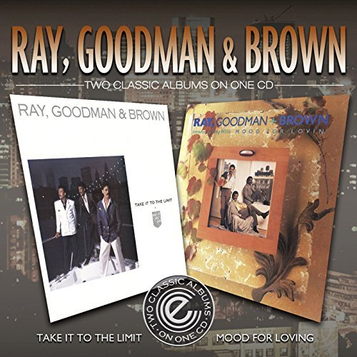 Goodman & Brown Ray Take It To The Limit Mood For Import Gbr