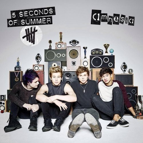 5 Seconds Of Summer Amnesia Import Gbr