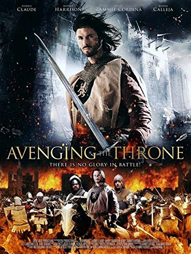 Avenging The Throne Avenging The Throne DVD Ur