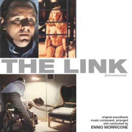 Link (extrasensorial) Soundtrack Ennio Morricone Lp