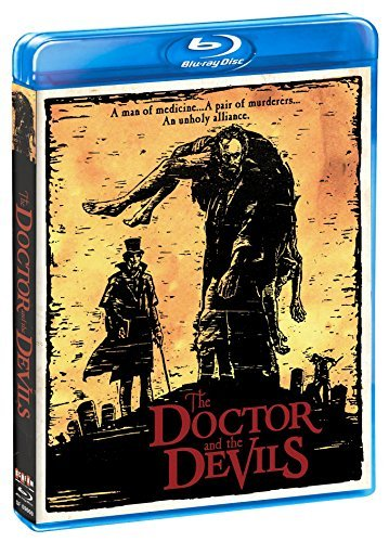The Doctor & The Devils Dalton Pryce Francis Blu Ray R