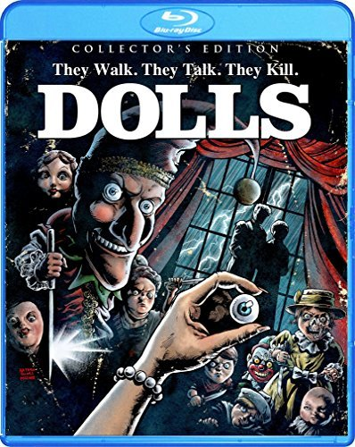 Dolls Collector's Edition Blu Ray R