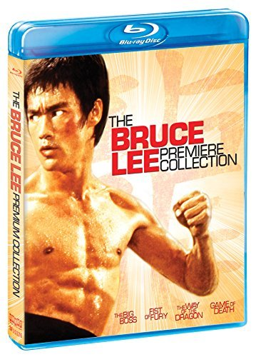 Bruce Lee Premiere Collection Bruce Lee Premiere Collection Blu Ray R