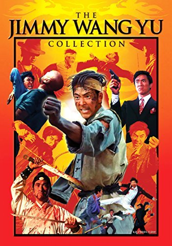 Jimmy Wang Yu Collection DVD
