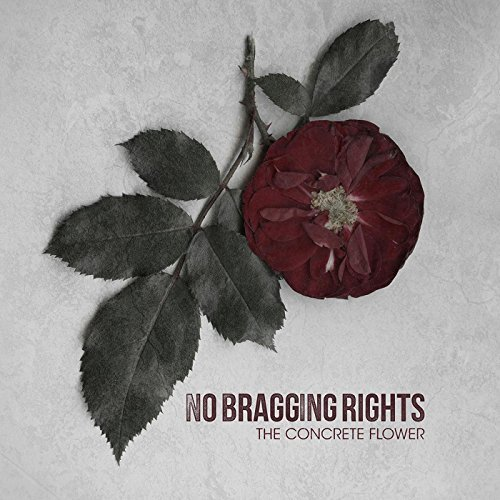 No Bragging Rights Concrete Flower