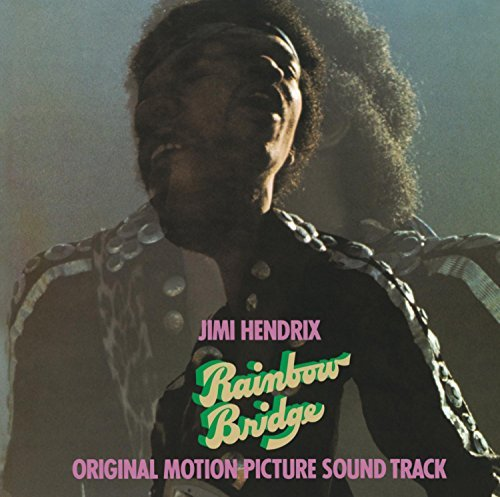 Jimi Hendrix Rainbow Bridge (soundtrack) 200 Gram Remastered Gatefold