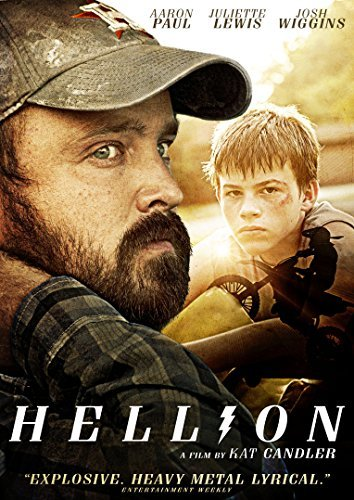 Hellion Paul Lewis Wiggins DVD
