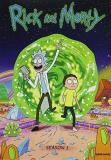 Rick & Morty The Complete Fir Rick & Morty The Complete Fir