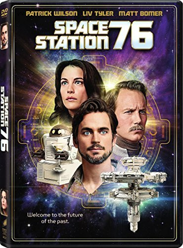 Space Station 76 Tyler Wilson O'connell DVD R