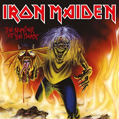 Iron Maiden Number Of The Beast (7 In)